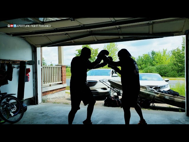 37 Boxing Lessons Through the Jeet Kune Do Philosophy | A Private Garage Session!