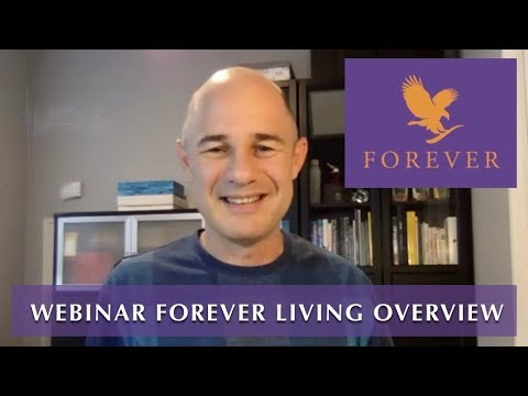 Webinar Of How I Do Business Presentation About Forever Living Products