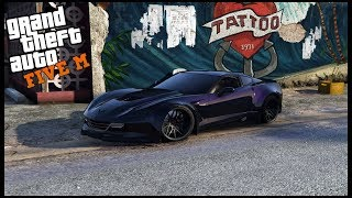 GTA 5 ROLEPLAY - BUYING WIDEBODY SUPERCHARGED CORVETTE - EP. 607 - CIV