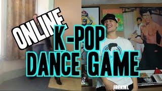 18 K-Pop Dances in 10 Minutes (Online Dance Game)