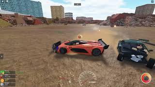 Yeni Araba!! Bu Sefer En Güçlüsünü Aldık - Panda ile Roblox Car Crushers 2