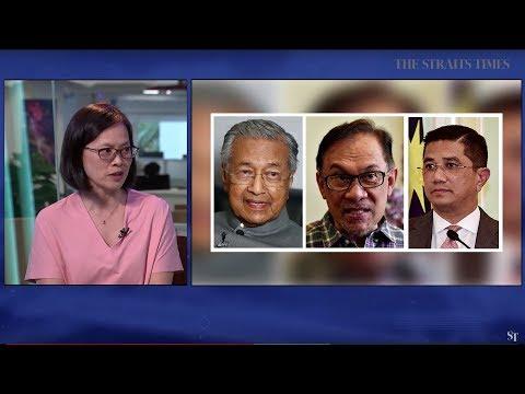 THE BIG STORY: Behind the Anwar/Azmin feud   The Straits Times (22/07/19)