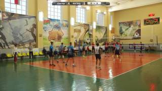 Волейбол.  Шахтер - МАПИД (14.10.16)