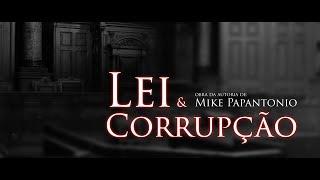 capa de Lei & Corrupção de Mike Papantonio