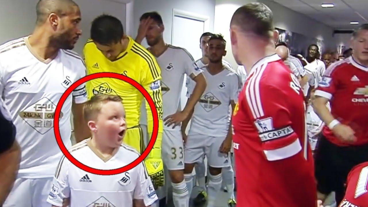 Los MEJORES Momentos En El Túnel De Fútbol ?