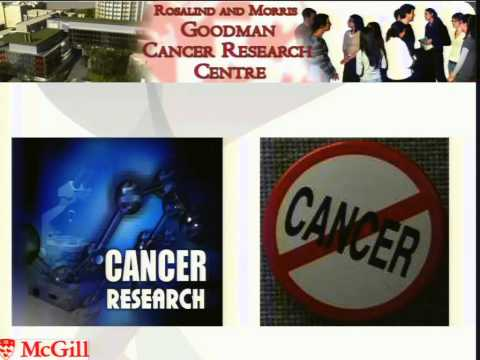 Public Forum 2010-2011 - Session 1: Agents and Diseases That Trigger Cancer