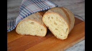 Хлеб без замеса Рецепты блюд