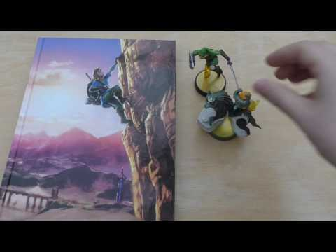 The Legend of Zelda: Breath of the Wild - Collector's Edition Guide - Review