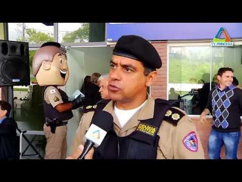 (JC 30/06/16) Guarda Civil e Polícia Militar inauguram posto de segurança na rodoviária