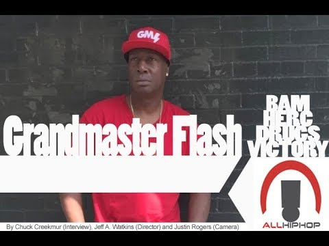 Grandmaster Flash Discusses Kool Herc, Afrika Bambaataa, And Overcoming Drugs & Betrayal