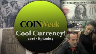 CoinWeek Cool Currency! 2016 Episode 4 - 4K Video