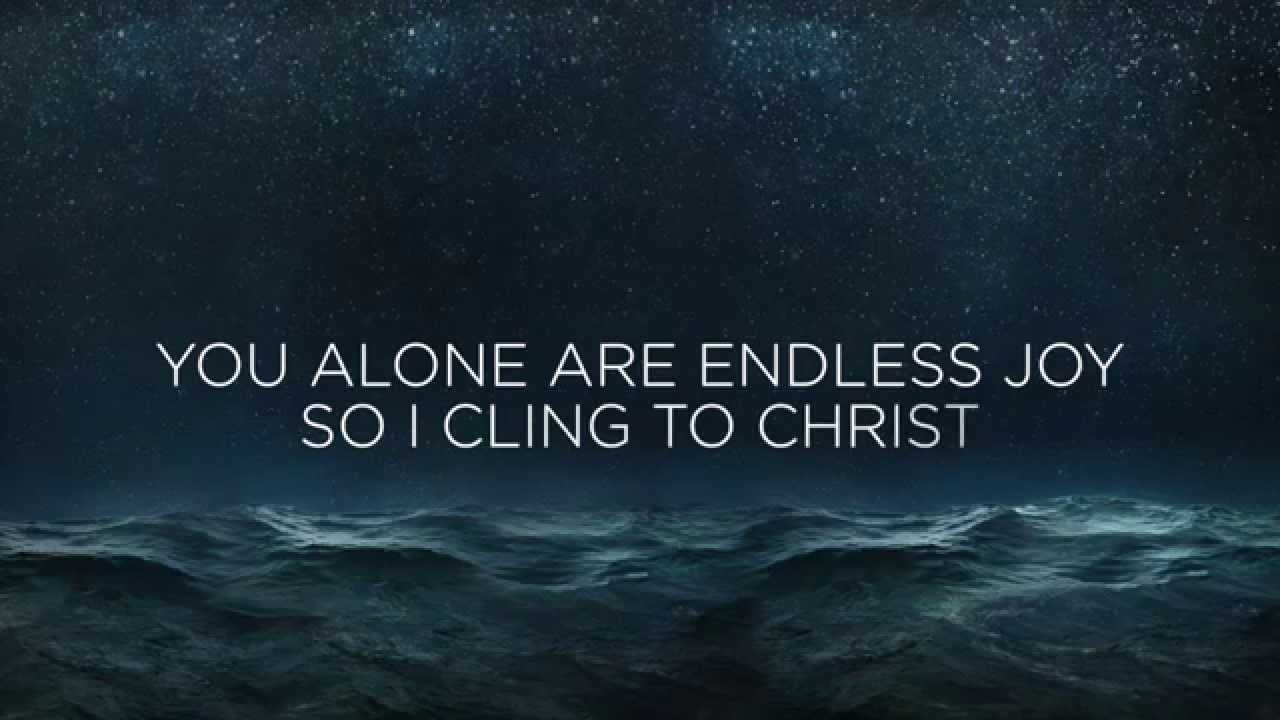 Cling to Christ - Preview