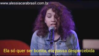 Scars To Your Beautiful Alessia Cara Tradução/legendado Pt-br