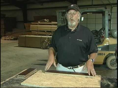 Hardwood flooring installation video for Charlottesville, Virginia