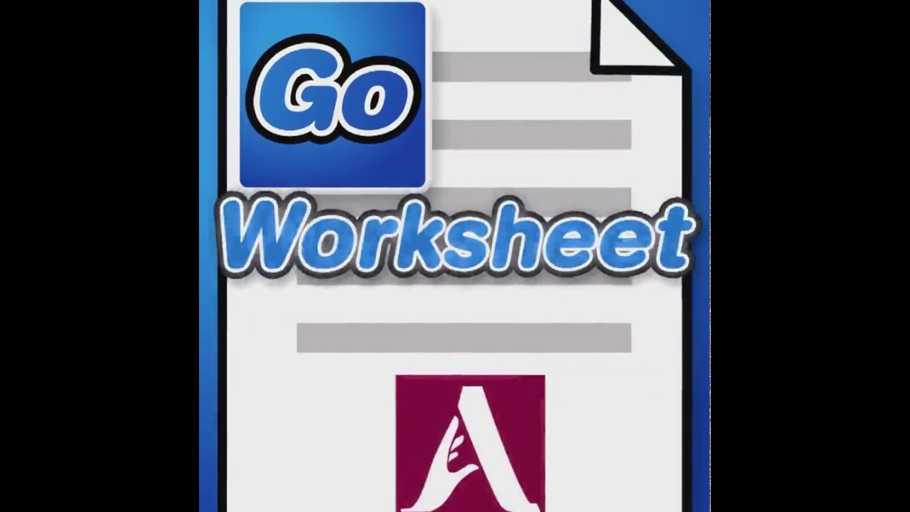 GoWorksheet Maker Version 2.0 Is Here!