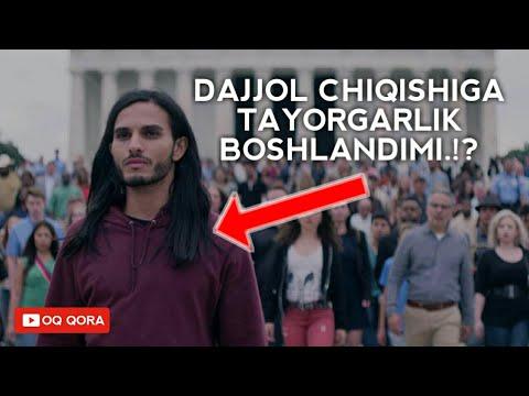 DAJJOL CHIQISHIGA TAYORGARLIK BOSHLANDIMI.!?   Kutilayotganlar ( the arrivals )