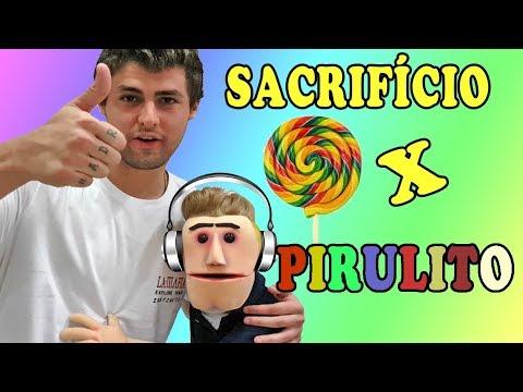 PIRULITO - PARÓDIA SACRIFÍCIO/DESPACITO - Rezendinho Ft Rezendeevil Luis Fonsi Justin Bieber