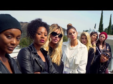 Oceans 8  Hannah Stocking & Lele Pons
