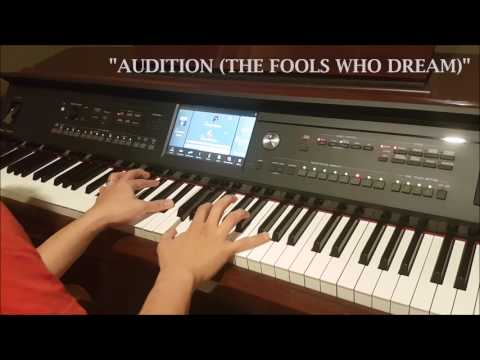 La La Land Medley Piano by Joe Ho - M&S Theme | Another Day of Sun | Someone In The Crowd | Audition