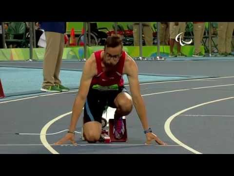 Athletics | Men's 400m - T12 Final  | Rio 2016 Paralympic Games