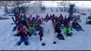 Sneeuwpret simabu sneeuwklassen 20170128b