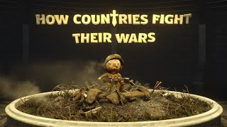 How Countries Fight Their Wars - Mitsi Studio