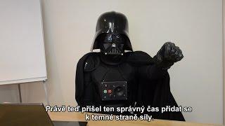 Dark HR Vader v Z-AGENCY(Na nábor nových instruktorů dorazil nový Dark HR Specialist. Více informací: ..., 2017-01-25T13:21:57.000Z)