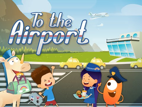 To The Airport - Sing-a-long to Bamba Books (Free App!)