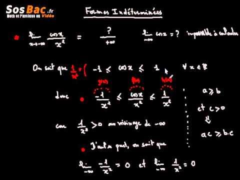 Limites et Continuité cours 7 : 2 BAC International