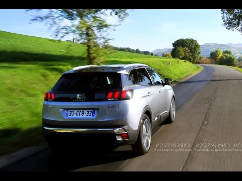 Peugeot 3008 gt vs bmw x1 doovi for Interieur nouveau 3008