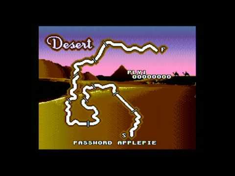 Classic Game Room - LOTUS TURBO CHALLENGE for Sega Genesis review thumbnail