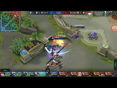 Couple Gaming - Alucard Savage!!! In Ranked Mode