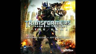 Transformers - Dark of the Moon The Game Soundtrack - 02 - Main Theme
