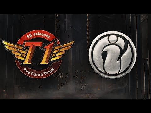 SKT vs IG  Group Stage  2019 Mid-Season Invitational  SK telecom T1 vs Invictus Gaming