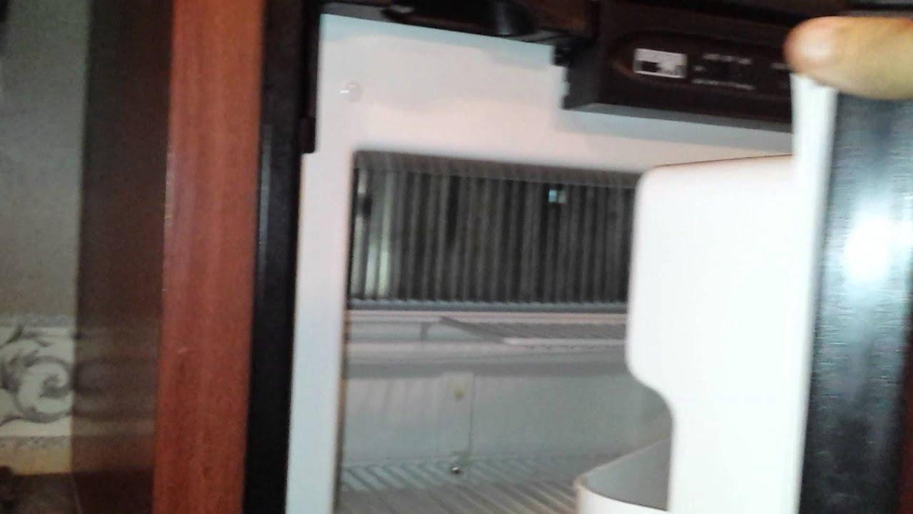 Rv Refrigerator Lock Tip No Spills No Mess Youtube