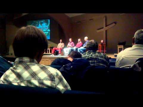 Colt McCoy Testimony 11/19/2012