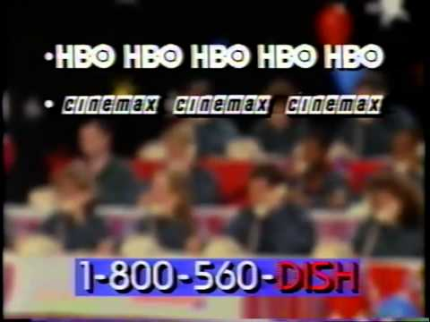Joe Dawson On Camera Satellite World Vintage TV Commercial Columbus