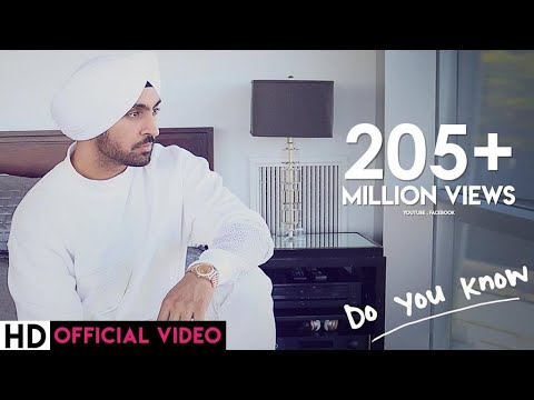 Thumbnail: Diljit Dosanjh - Do You Know