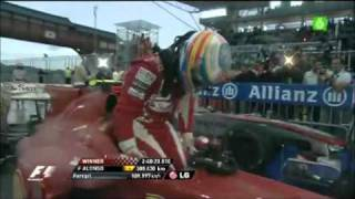 F1 Korean GP 2010