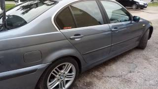 BMW 325 191 л.с.2002г газ-бeнзин
