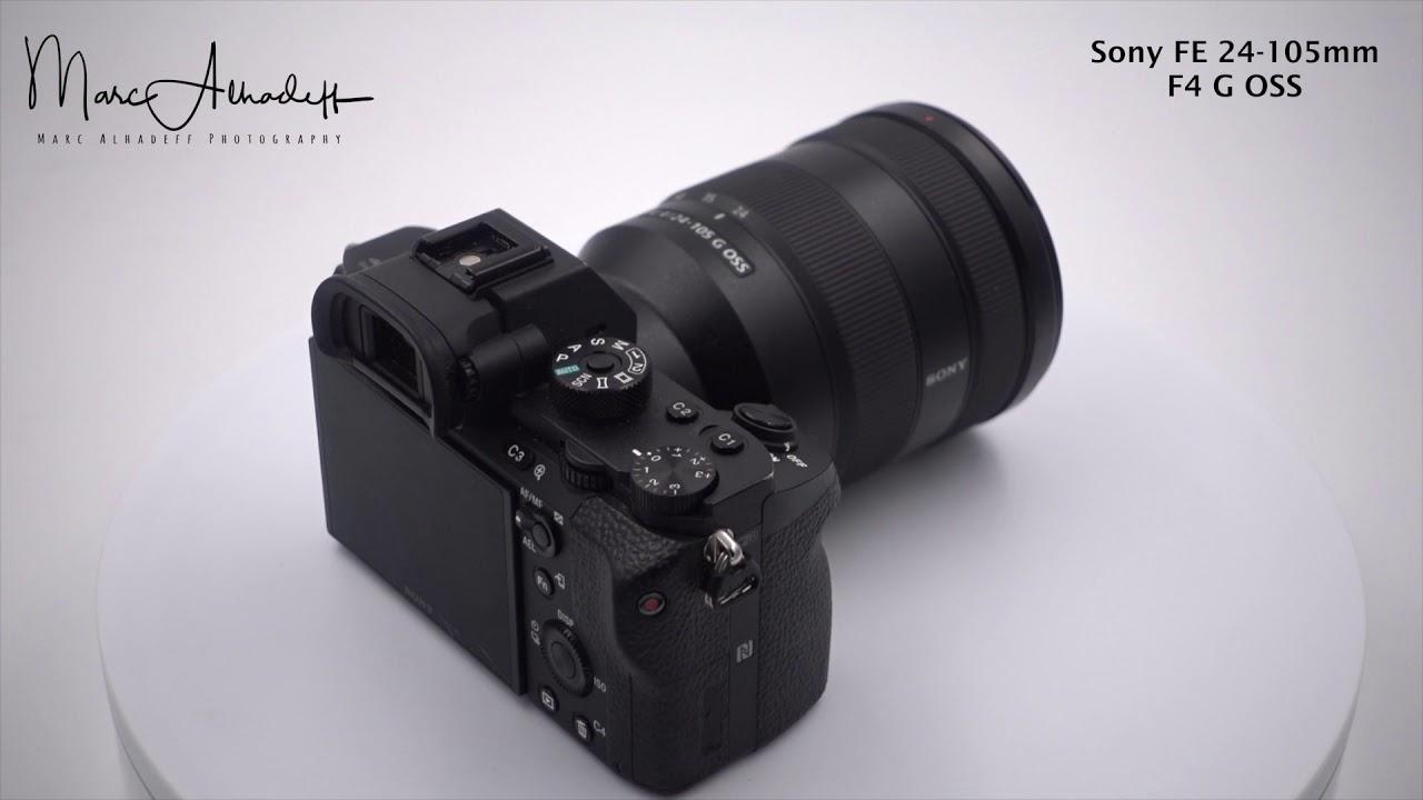 c3f9586b5c Sony FE24-105 F4 G OSS - YouTube