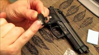 Beretta M9A1 (Trigger Mod & Shooting) Part 3