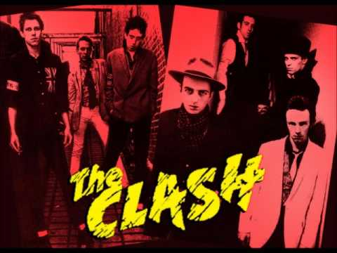 The Clash - Lost in the Supermarket (Vanilla Tapes)