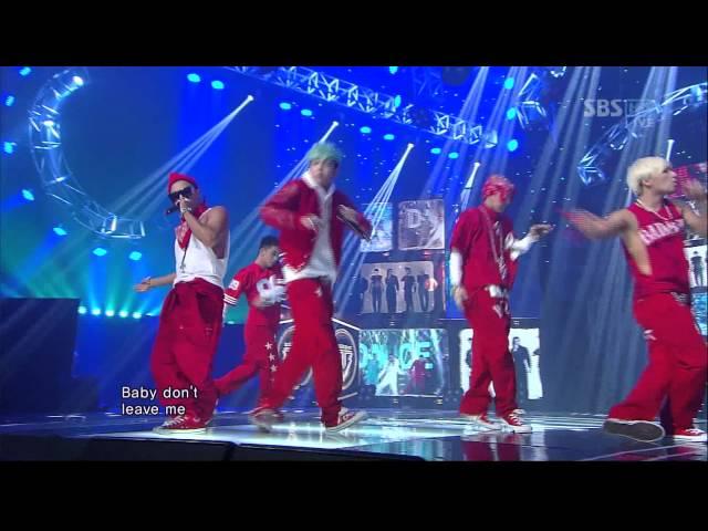 BIGBANG_0429_SBS Inkigayo_BAD BOY