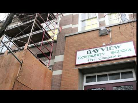 Bayview Community School Seismic Upgrade Action
