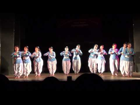 bistirno dupare..performed by banichakra's student
