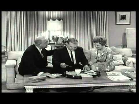 """The Jack Benny Program - """"Don Breaks His Leg"""" w/guest star Miss Beverly Hills"""