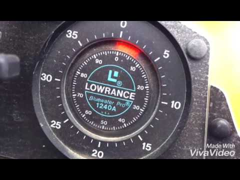 Lowrance 1240A Vrs Elite 4 Lowrance
