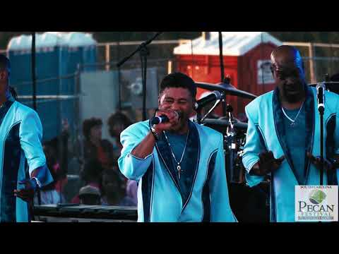 The Spinners  Live at the South Carolina Pecan Festival in Florence 2017