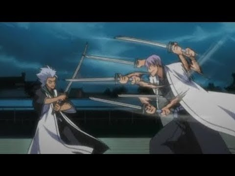 Download Toshiro vs Gin Bleach